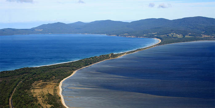 The Neck (Adventure Bay / Isthmus Bay), Bruny Island