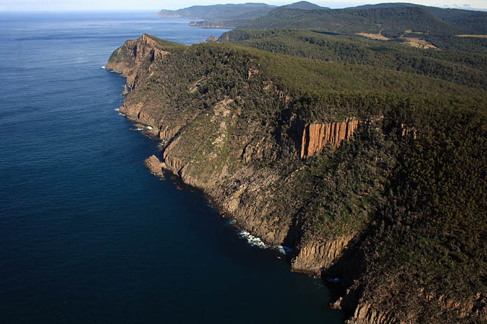 Cape Connella, Bruny Island South East Coast
