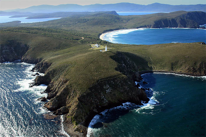 South Bruny Island: Cape Bruny Lighthouse